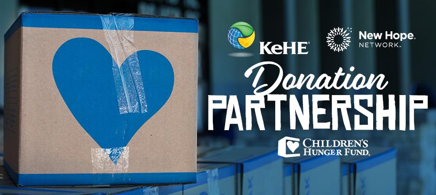 KeHE Distributors Donates 80,000 Meals Through KeHE Cares™ Partnership