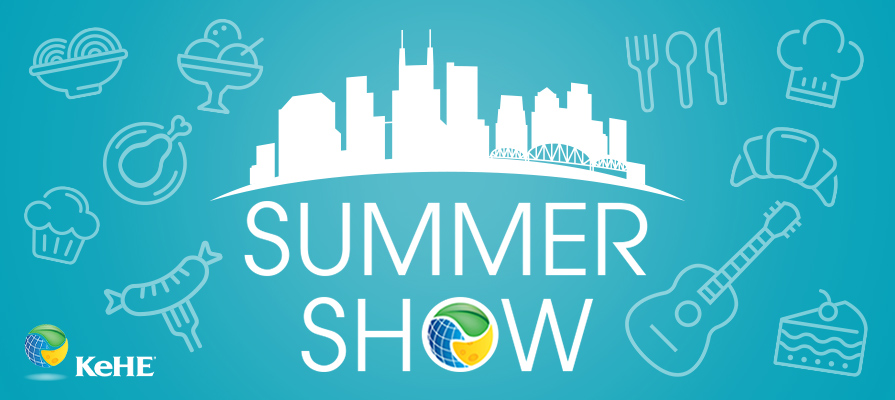KeHE's 2019 Summer Show Delivers on Product Innovation and Education