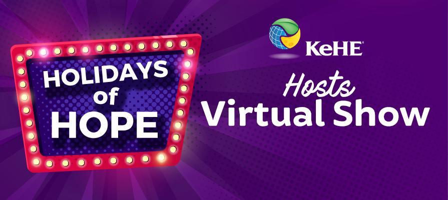 Distribution Innovator KeHE Distributors to Host Virtual Holiday Show