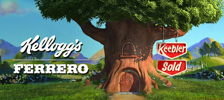 Kellogg Company Reaches Agreement to Sell Keebler Cookies and Related Businesses to Ferrero