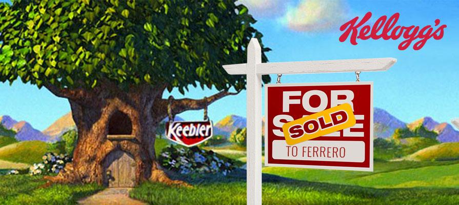 Kellogg Closes Sale With Ferrero