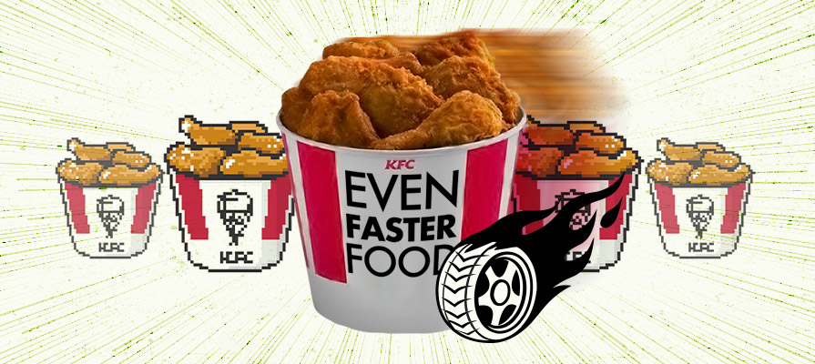 KFC to Open Drive-Thru-Only Fast Food Restaurant
