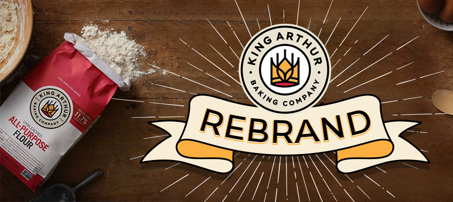 King Arthur Flour, Now King Arthur Baking Company, Rebrands to Celebrate Commitment to Baking