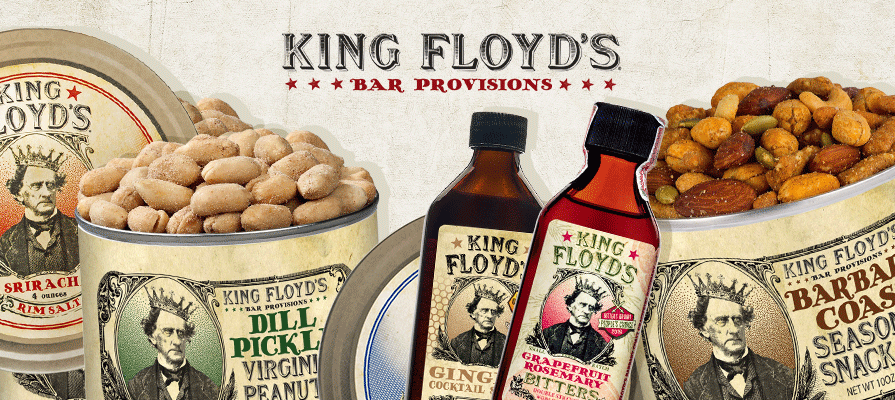 King Floyd's Diversifies Snack Category With Bar-Forward Creations