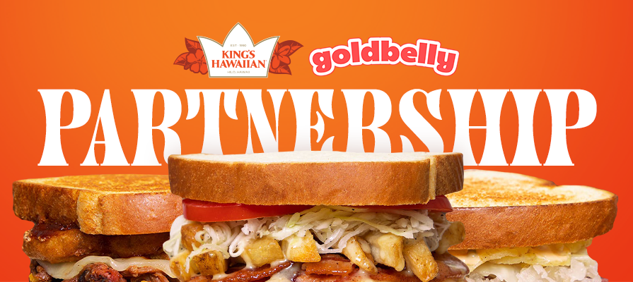 King's Hawaiian Is Taking America's Most Iconic Sandwiches Up A Notch With A Hawaiian Spin This April