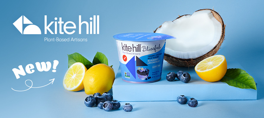 Kite Hill® Launches Two New Innovative Plant-Based Products