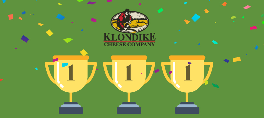 Klondike Cheese Company Sweeps U.S. Championship Cheese Contest