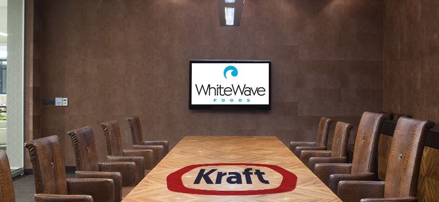 Kraft Foods' Former CEO Anthony Vernon Elected to WhiteWave Board
