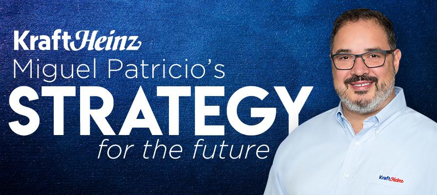 Kraft Heinz CEO Unveils Strategy