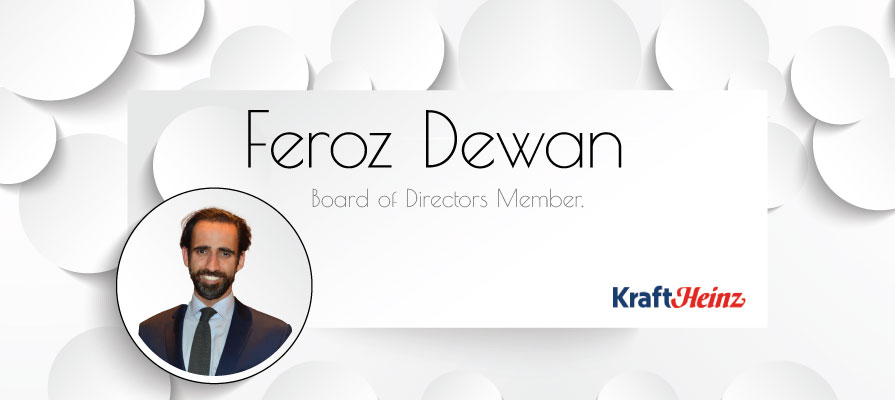 Kraft Heinz Adds Finance Veteran to Board of Directors