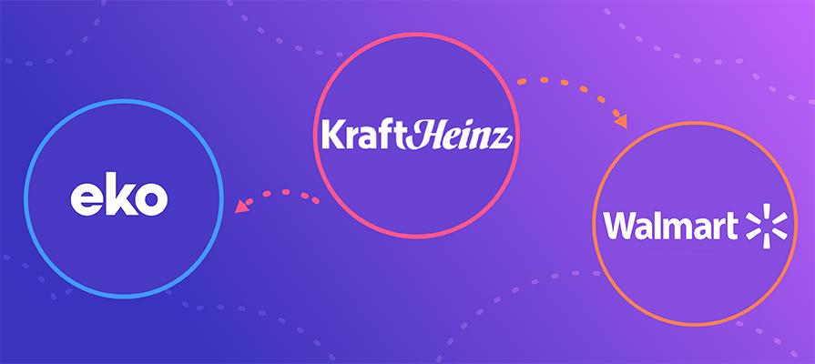 Kraft Heinz Partners With eko and Walmart; Elizabeth Bennett and Tom Fishman Discuss