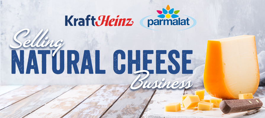 Kraft Heinz to Sell Canadian Natural Cheese Business to Parmalat
