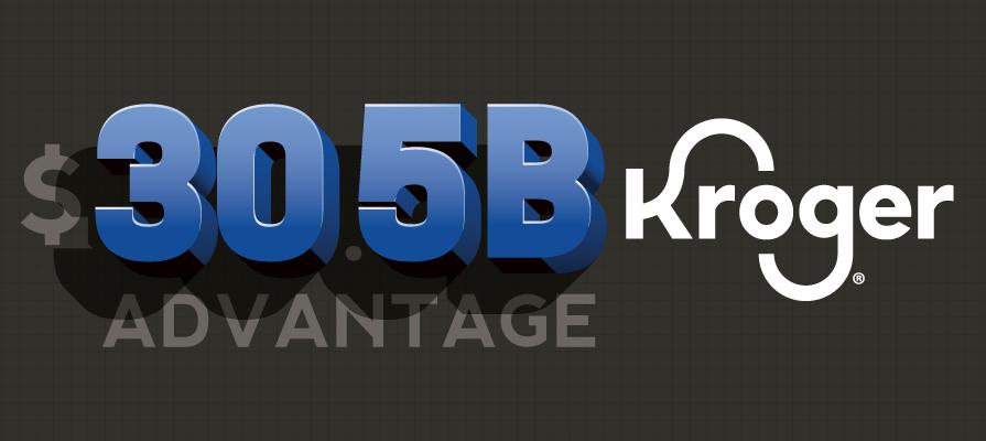 Kroger Reports 30.5 Billion Dollar Sales Bump in Second Quarter