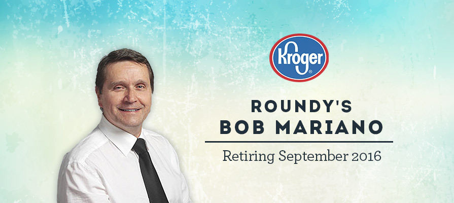 Kroger Announces Retirement of Bob Mariano