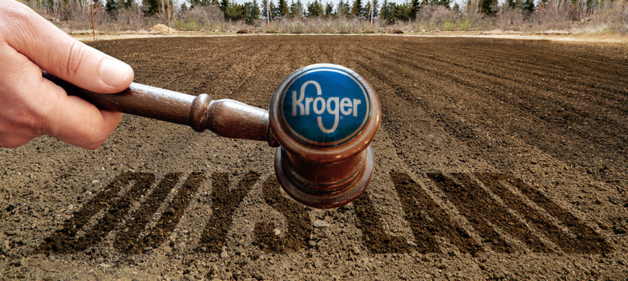 Kroger Acquires 68 Acres for New $55 Million Facility