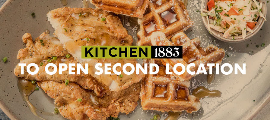 Kroger Announces the Second Opening of Kitchen 1883