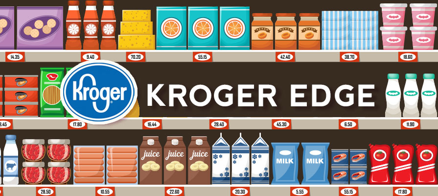 Kroger Rolls Out New Technology at the Shelf, Dubbed Kroger Edge