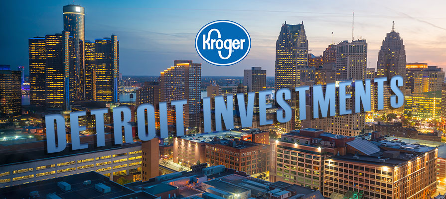 Kroger Invests 97 Million Dollars into Michigan Remodels and New