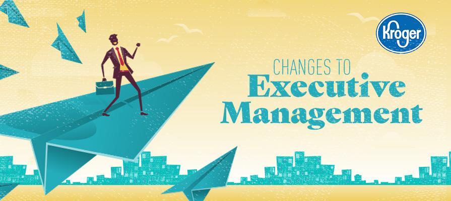 Kroger Reveals Executive Management Changes, Appoints Yael Cosset and Stuart W. Aitken to New Senior Roles