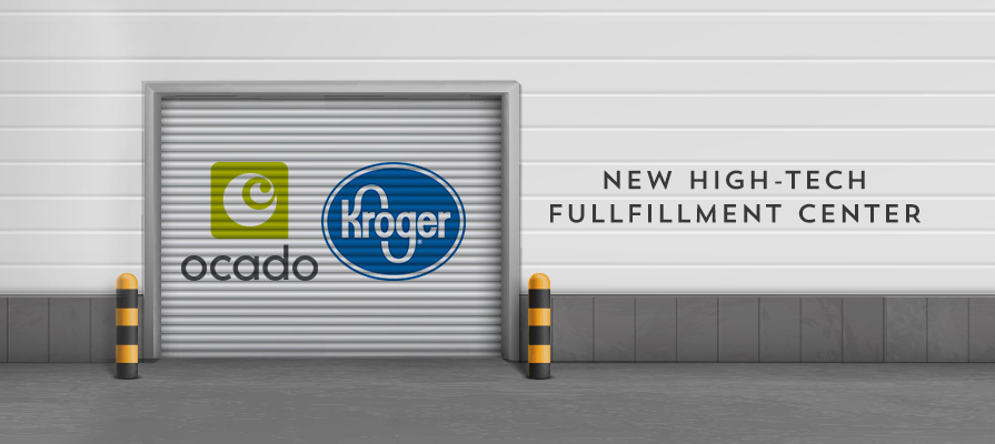 Kroger Constructs New Customer Fulfillment Center