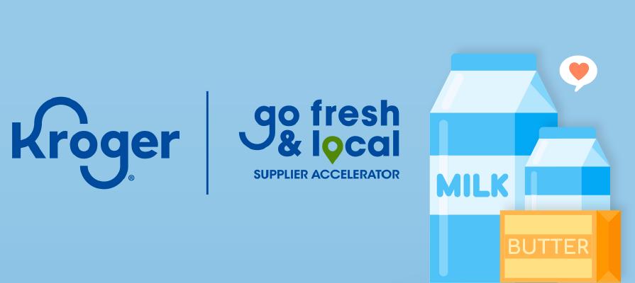 Kroger Announces Go Fresh & Local Supplier Accelerator Program