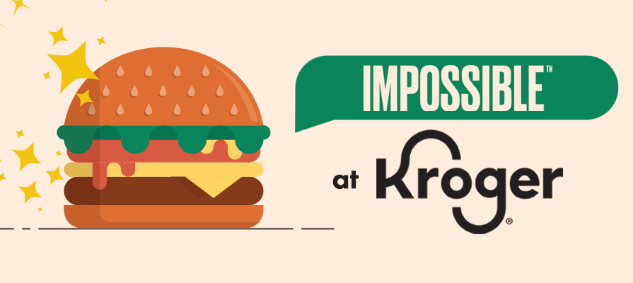 Kroger Partners with Impossible Foods