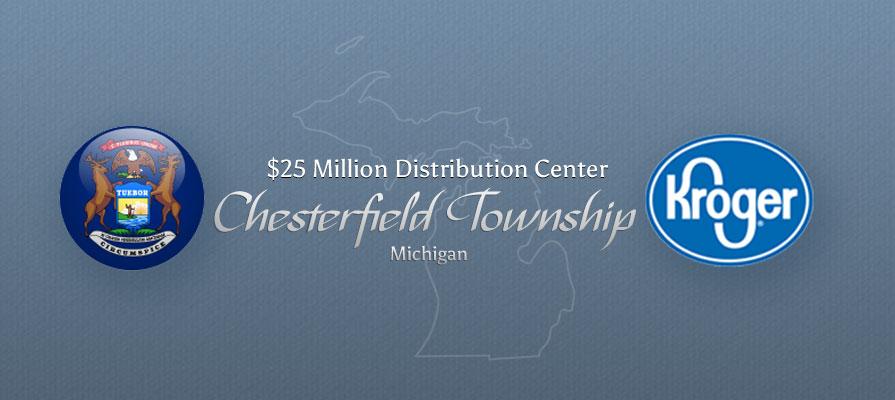 Kroger Reveals Plans for $25 Million Distribution Center