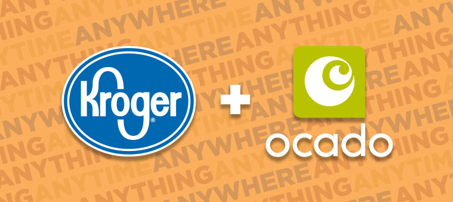 Kroger Tackles Amazon Rivalry With Exclusive New Partnership
