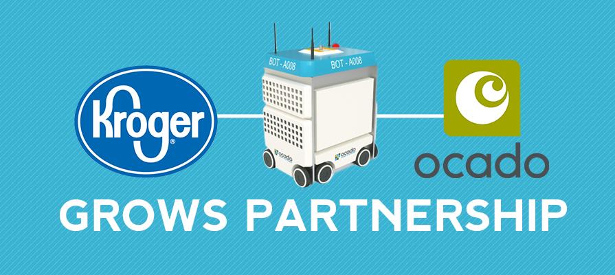 Kroger Announces New Ocado-Backed Fulfillment Warehouse