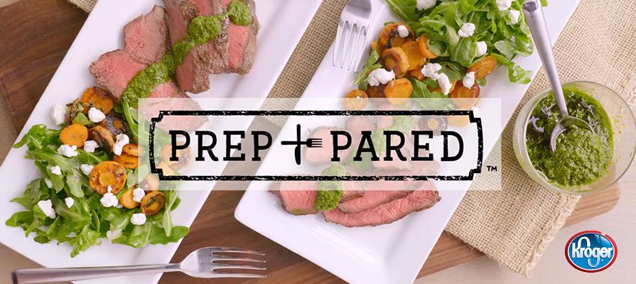 Kroger Introducing Prep+Pared Prepared Meal Kits