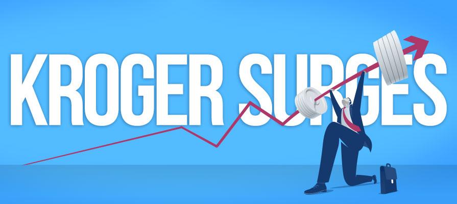 Kroger's Beats Analysts' Expectations, Boasts $397 Million in Net Earnings