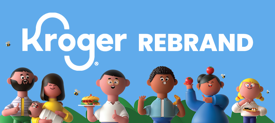 Kroger Debuts New Logo and Look