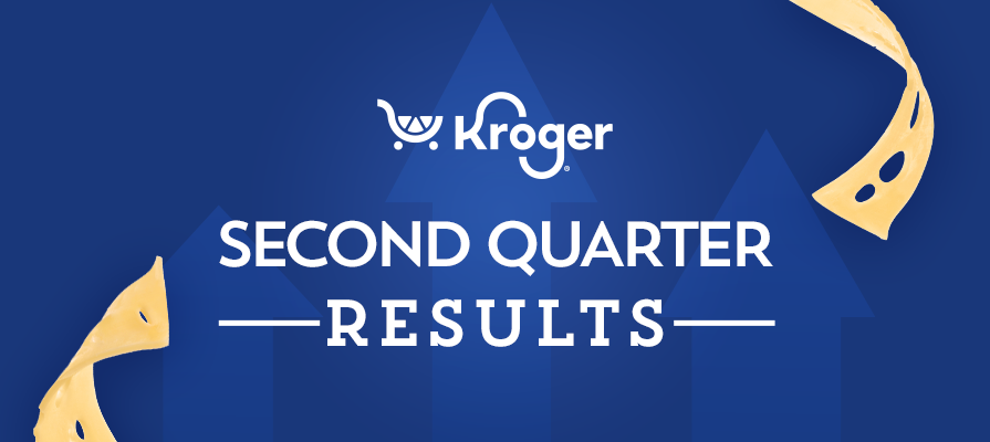 Kroger Releases Second Quarter Results; Raises Full-Year 2021 Guidance; Rodney McMullen and Gary Millerchip Discuss