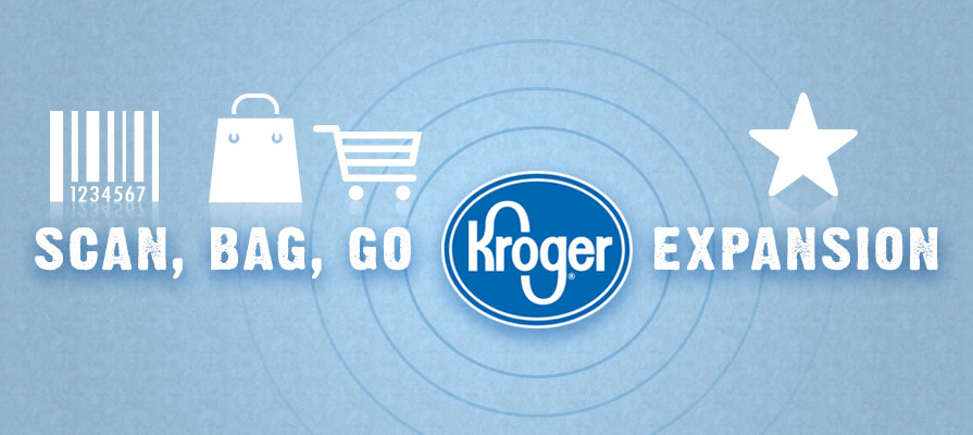 Kroger Announces New Divisions for Scan, Bag, Go Expansion, Plans to Expand Tech to 400 Stores