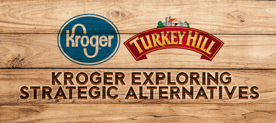 Kroger Explores Strategic Alternatives with its Turkey Hill Operations