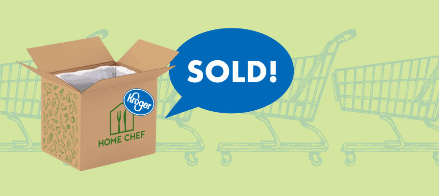 Kroger to Acquire Home Chef in $200 Million+ Meal Kit Deal
