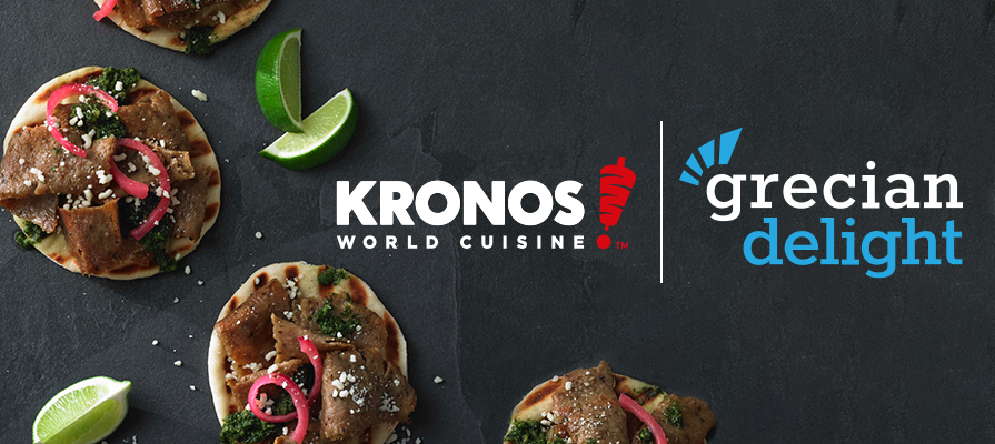Kronos Foods Announces Merger with Grecian Delight