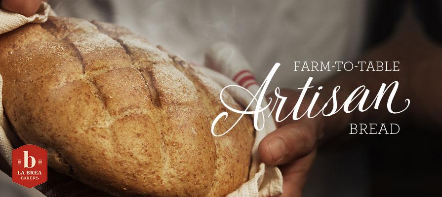 La Brea Bakery Bakes Up New Farm-To-Table Artisan Line, La Brea Bakery Reserve