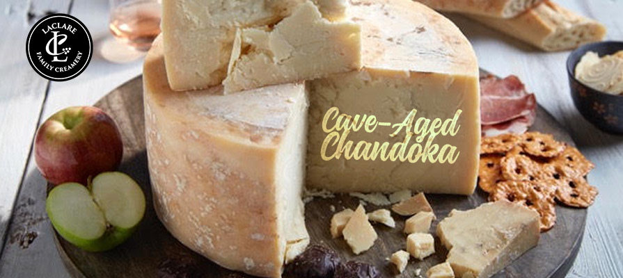 LaClare Family Creamery Cave-Aged Chandoka Wins Bronze at 2018 sofi™ Awards
