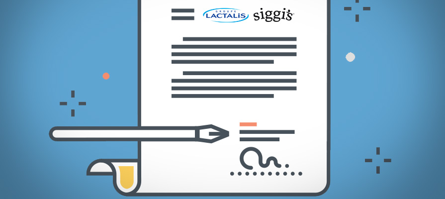 Lactalis Announces Agreement to Acquire siggi's