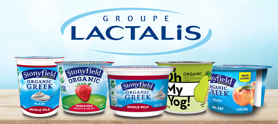 Danone Sells Stonyfield Farms to Lactalis for $875 Million