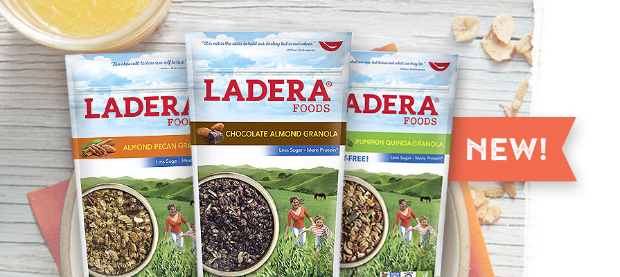 Ladera Foods' CEO Brian Tetrud and Director of Sales Dylan Torres Talk New Granola Varieties