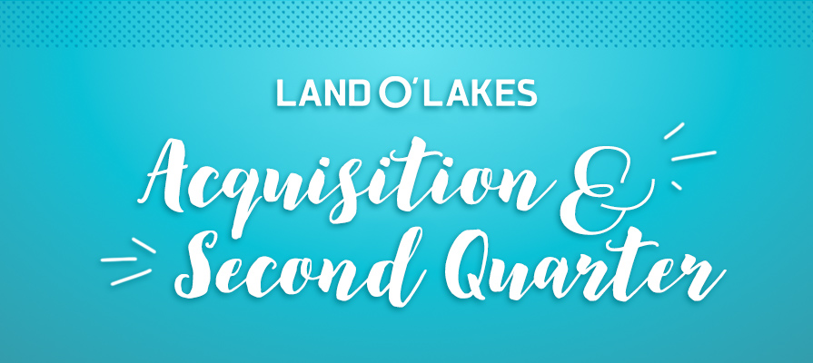 Land O'Lakes SUSTAIN Acquires Agren, Reports Results for Second Quarter 2018