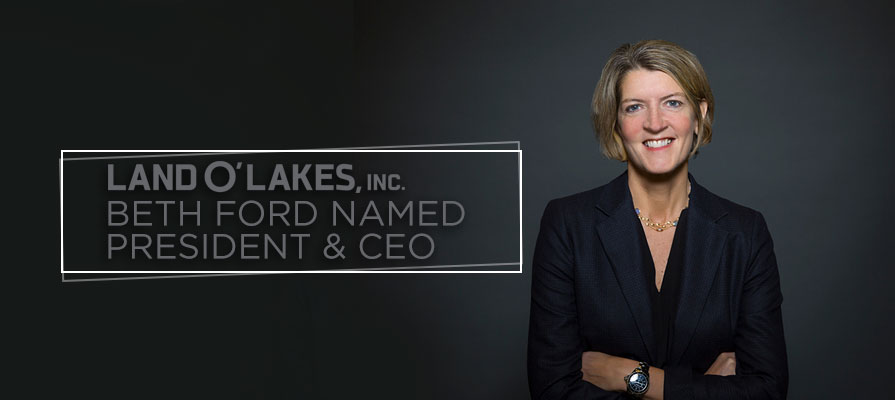 Land O'Lakes Names Beth Ford President and CEO