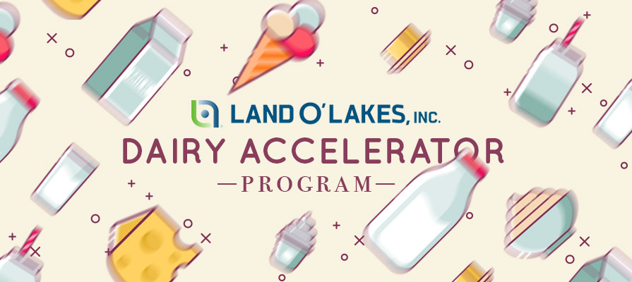 Participants Selected for Land O'Lakes, Inc. Dairy Accelerator Program