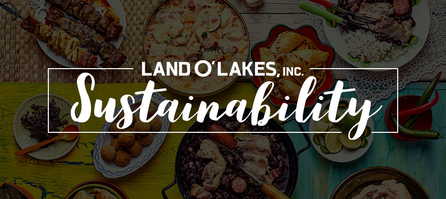 Land O'Lakes SUSTAIN's First-of-Its-Kind Digital Platform Unveiled to Support Farmer-Led Stewardship