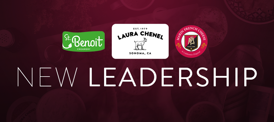 Laura Chenel Makes Key Changes To Leadership Team