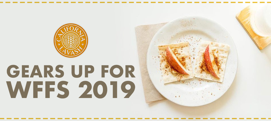 California Lavash Gears Up for Winter Fancy Food Show 2019