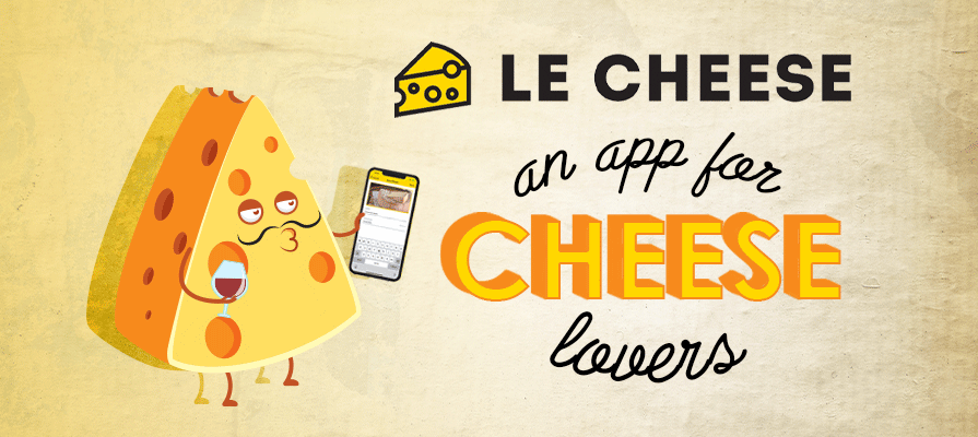 Introducing LeCheese: The New App for Cheese Lovers