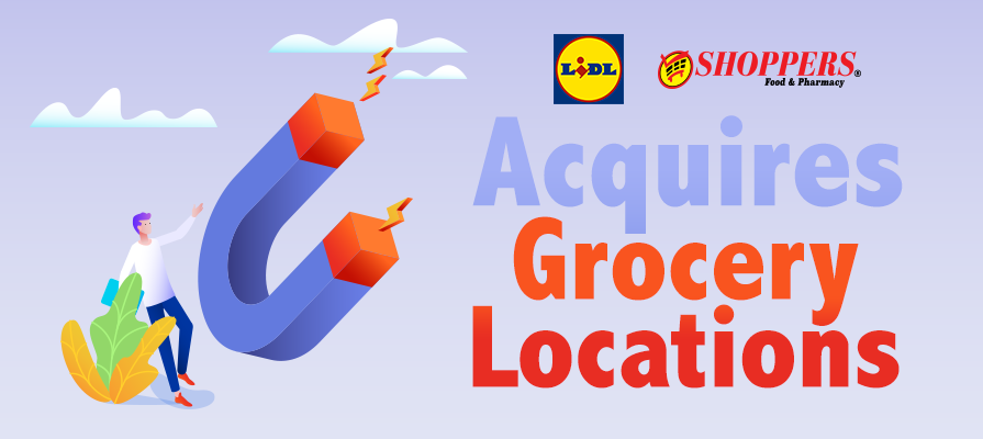 Lidl Acquires Six Shoppers Food Stores